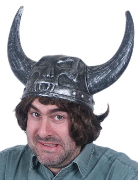 cykelhjelm der ligner en hat