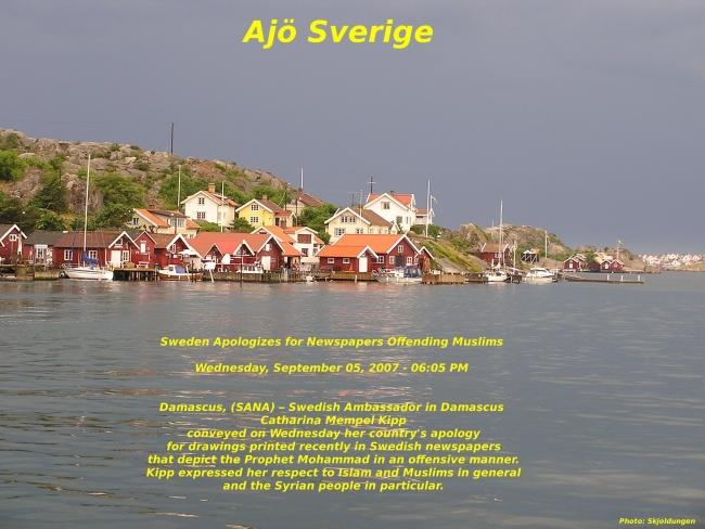 Ajö Sverige