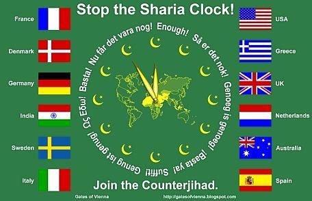 Sharia-Clock