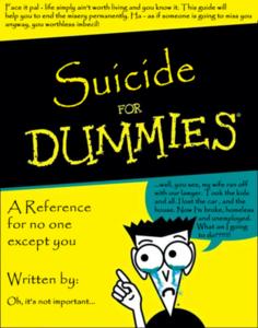 Selvmordssverige