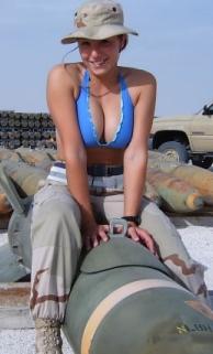soldier-babe