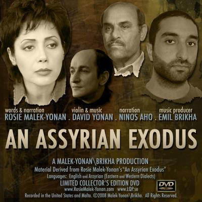 assyrianexodus