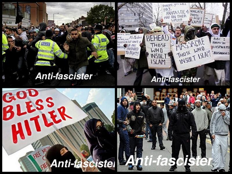 anti-fascister