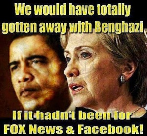 Hillary Clinton on Benghazi