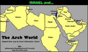 Israel v. Arab world