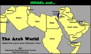 Israel v. Arab world