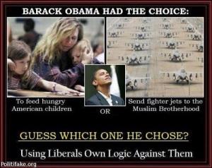 Obama's choice