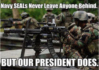 Navy seals don't leave anyone behind