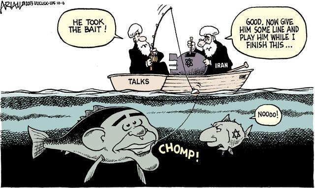 Obama og Iranh