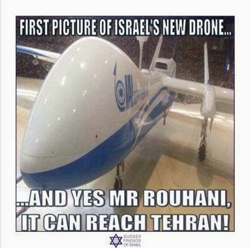Israel's new drone