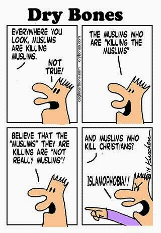 Dry Bones on Islamophobia