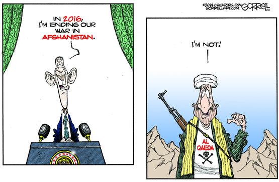 Obama aog Afghanistan