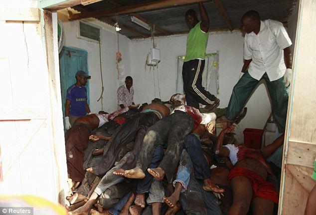 muslimsk terror i kenya