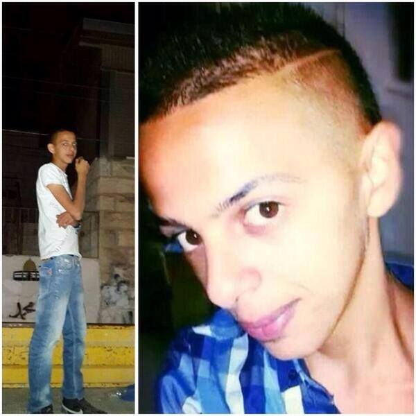 Killed Gay Palestinian Was Forced Into A Car In Palestinian Beit Hanina Before He Was Killed