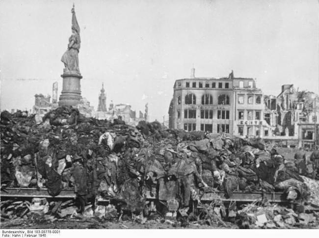 Dresden 1 February 1945