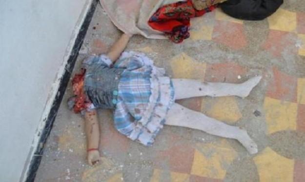 Barn Dræbt af Isis