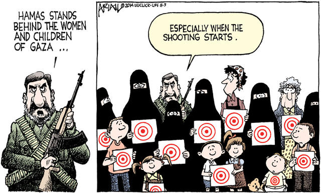 Hamas gemmer sig baf q