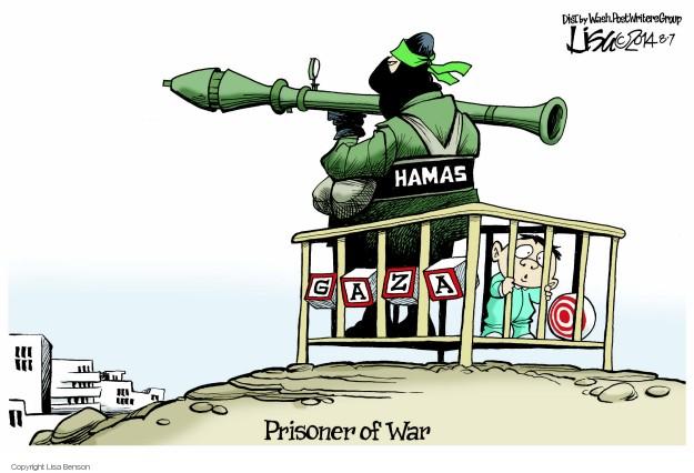 Hamas i civilt skjul