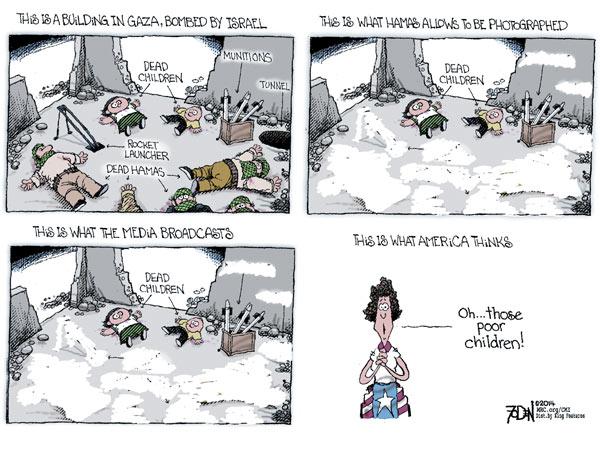 Hamas og medierne