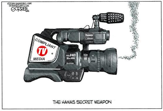 Hamas secret weapon