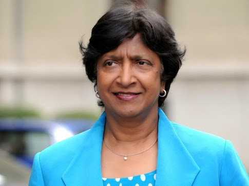 Navi Pillay newer picture