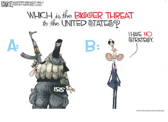 Farligst for USA