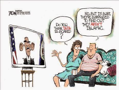 Obama ISIS speech reaction