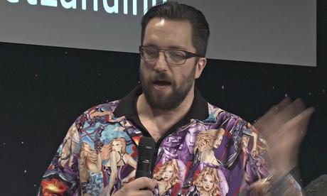 Dr Matt Taylor