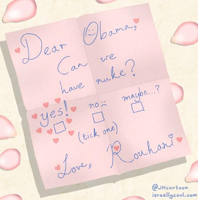 Iran-Nuke-Letter