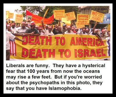 Liberals' Islamphobia