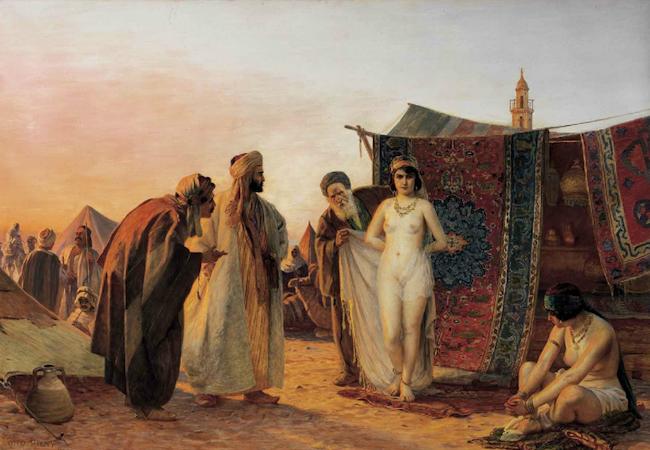 scene-from-a-muslim-slave-market-of-white-women-otto-pilny