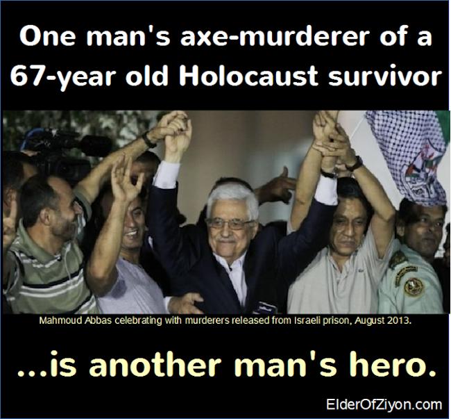 Abu Mazen's heroes