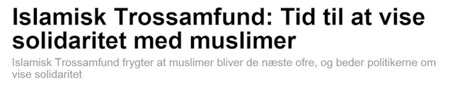 Stakkels muslimer