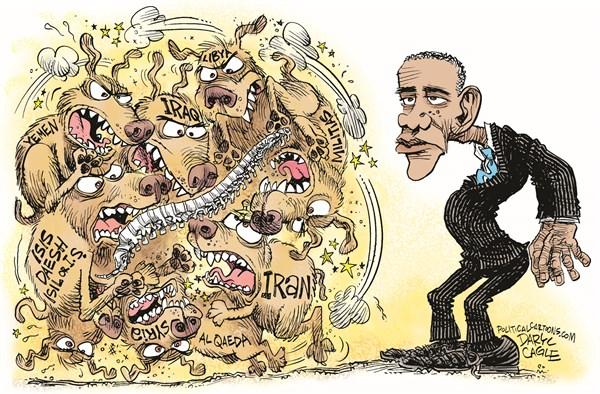 obama og hans ME