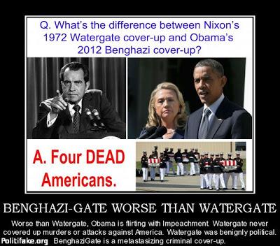 Benghazigate v Watergate
