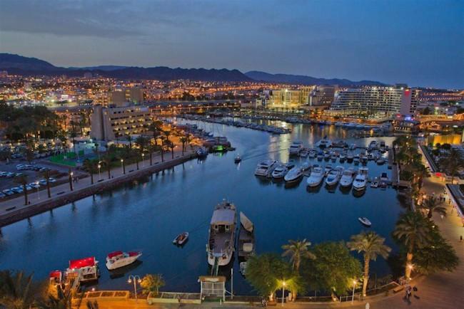 Eilat havn