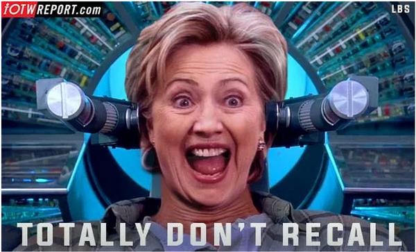 Hillary no recall_