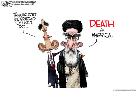 Hussein understands
