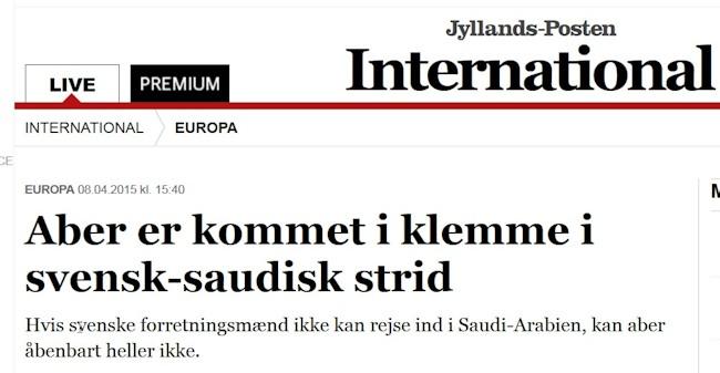 Hverken aber eller svenskere