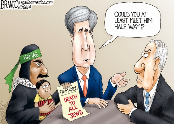 John Kerry's idea of compromise
