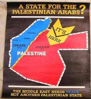 Jordan is Palestine