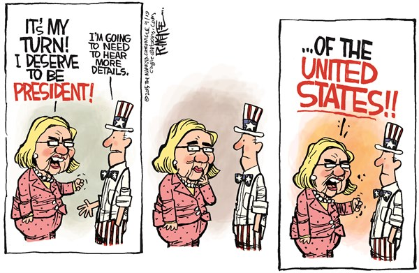More details hillary