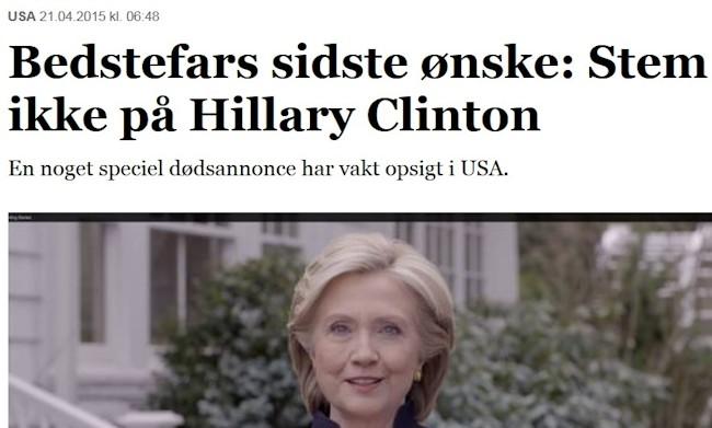 No Hillary2