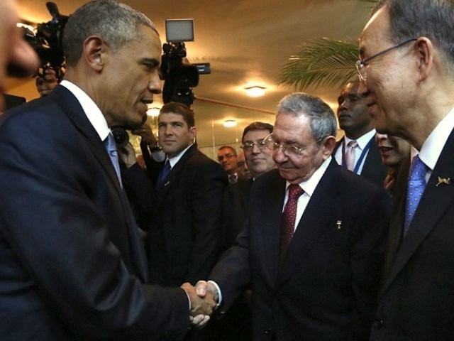 Obama kapitulerer over for Cuba