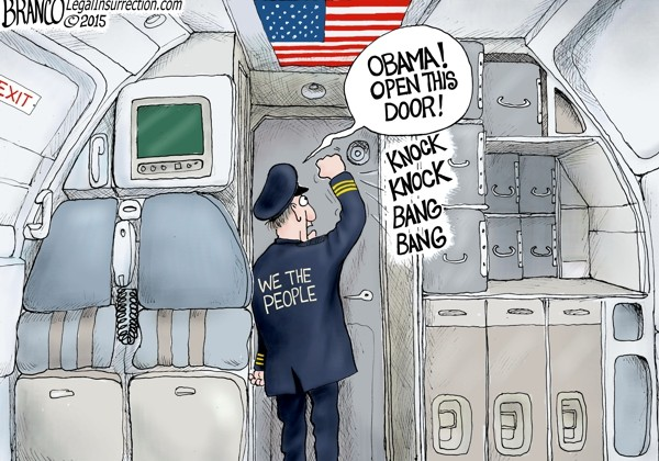 Obama open the door
