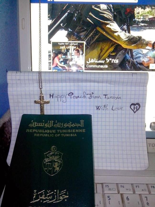 tunisia idf