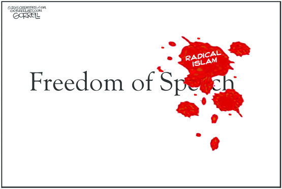 freedom of speach