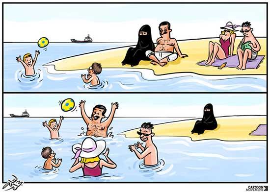 kvinder i Islam