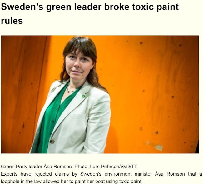 Grønt hykleri