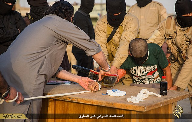Isis justits